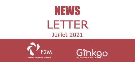 Newsletter – juillet 2021