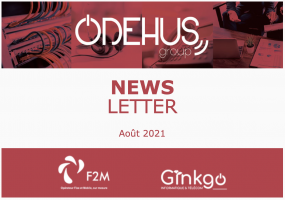 Newsletter – Aout 2021