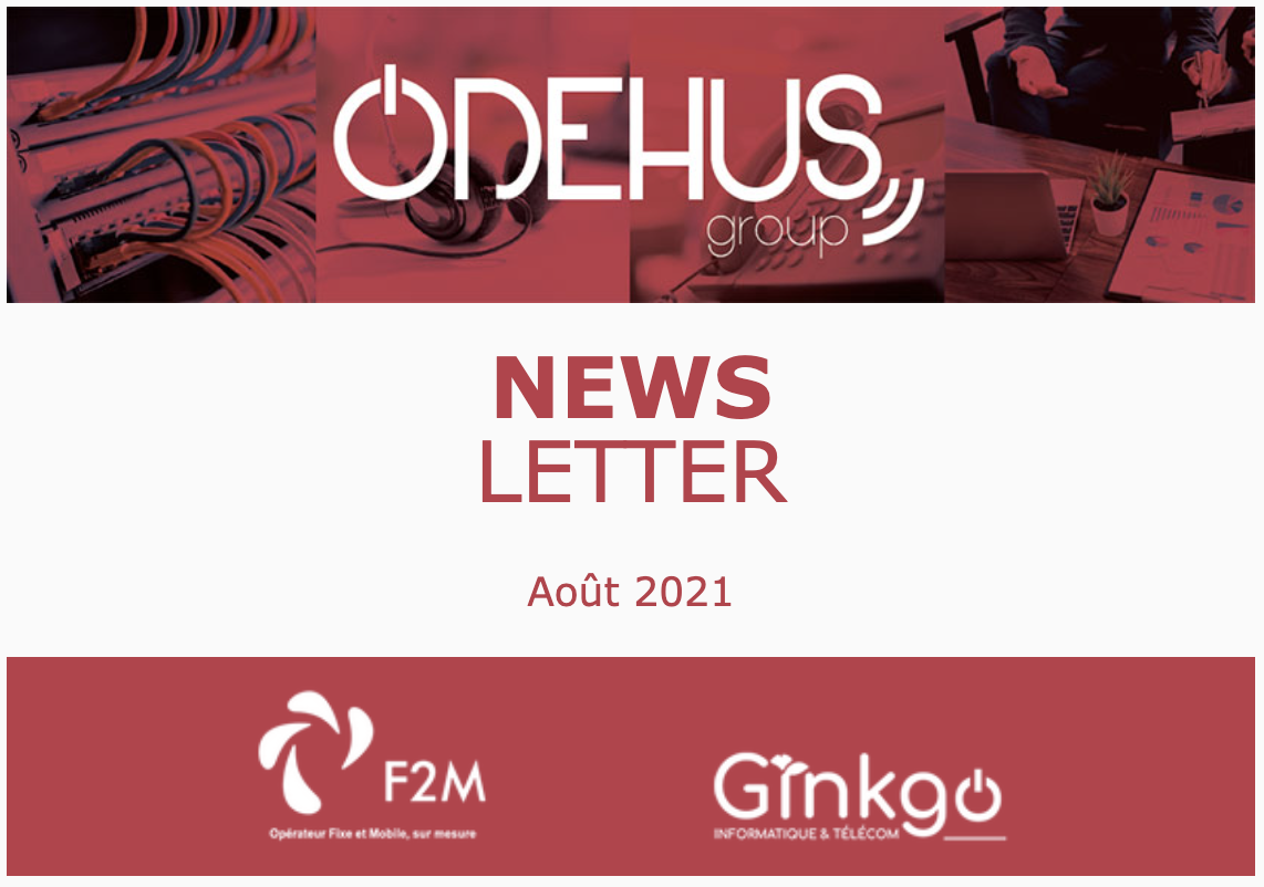 You are currently viewing Newsletter – Aout 2021